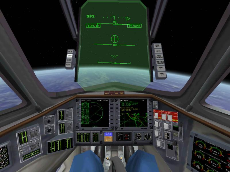 space shuttle simulator free online game - photo #4