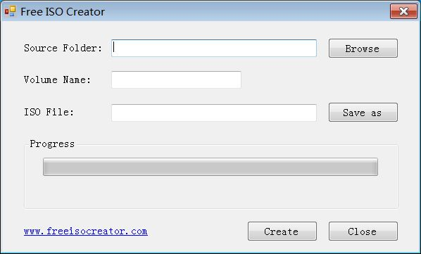free download iso image creator